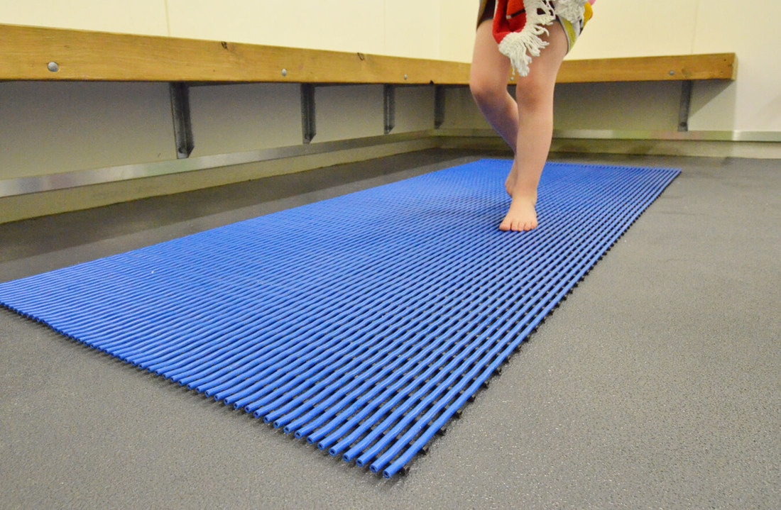 Safety Matting For Marine Swimming Pools Nz Mats Nzmats Com